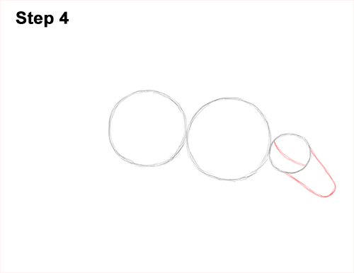 How to Draw an Aardvark Anteater Walking 4
