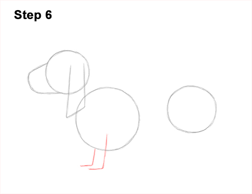 How to Draw a Basset Hound Puppy Dog Side View 6