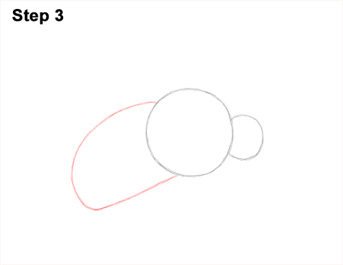 How to Draw a Bumblebee Bee Flying 3