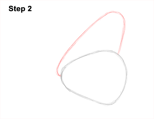 How to Draw a Monarch Butterfly Side Wings 2