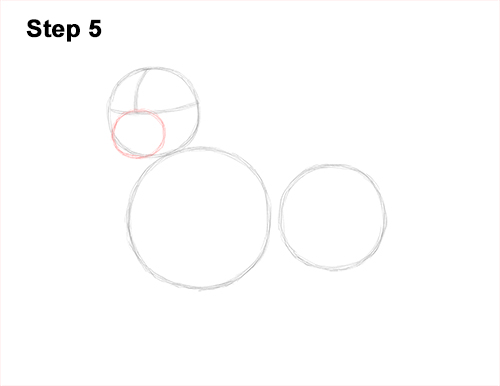 How to Draw a Cavalier King Charles Spaniel Puppy Dog 5