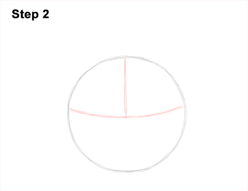 How to Draw a Tabby Kitty Cat Head Detail 2