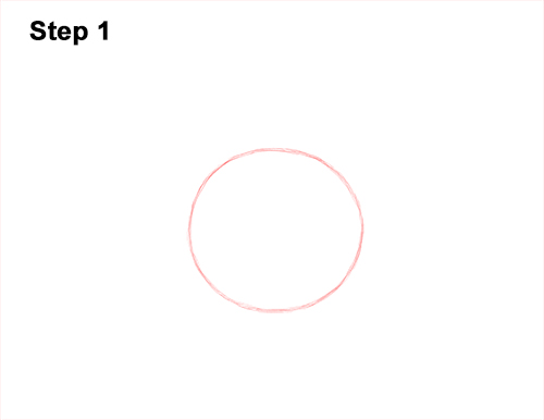 How to Draw a Brown Edible Red Crab 1