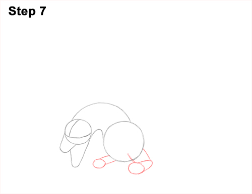 How to Draw Dragon Flying Fire Wings Flames 7