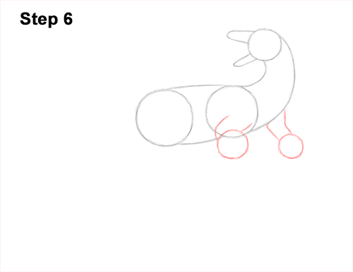 How to Draw Water Dragon Fictional 6