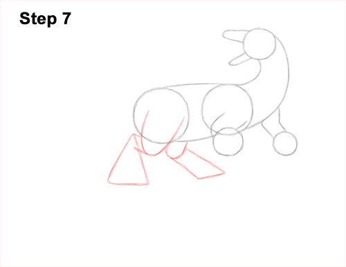 How to Draw Water Dragon Fictional 7