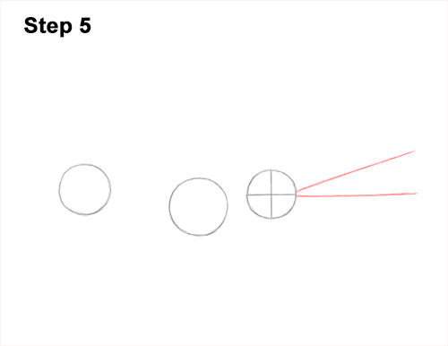 How to Draw a Gharial Gavial Crocodile 5