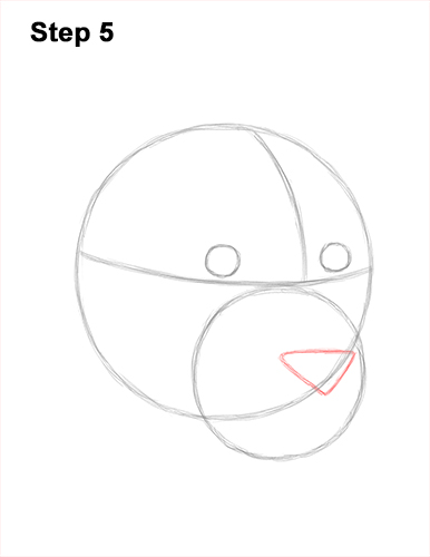 How to Draw a Jaguar Head Portrait Face 5