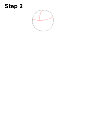 How to Draw a Rhesus Macaque Monkey Sitting 2