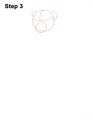 How to Draw a Rhesus Macaque Monkey Sitting 3