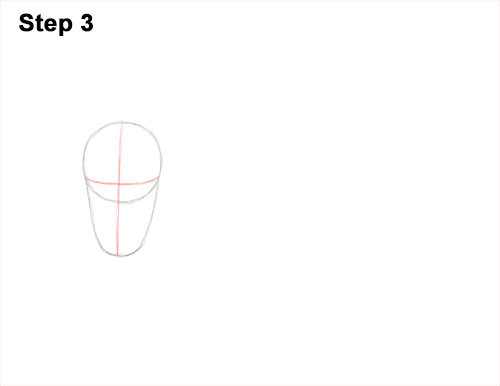 How to Draw Musk Ox Standing Horns 3