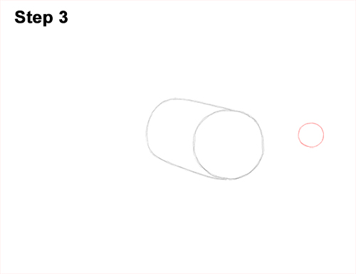 How to Draw a Parasaurolophus Dinosaur 3