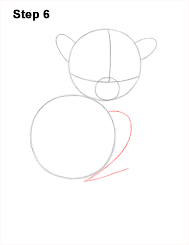 How to Draw a Philippine Tariser 6