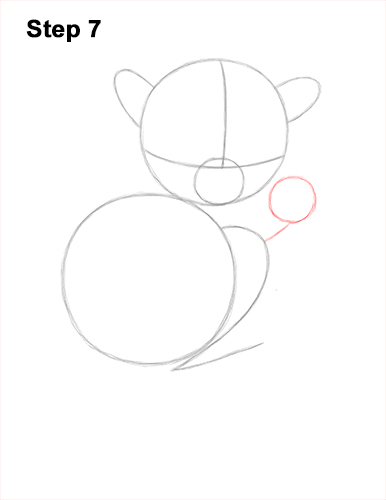 How to Draw a Philippine Tariser 7