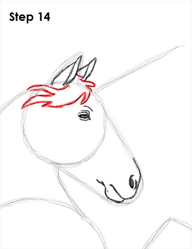 Draw Unicorn 14