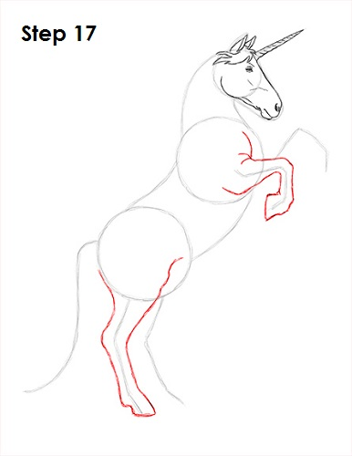 Draw Unicorn 17